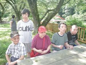 ピクニックin草木湖