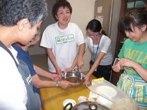 ケーキ作り会