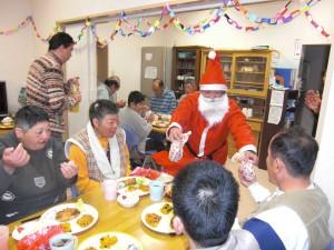 すかい寮クリスマス会