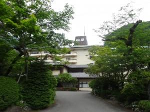 第二皇海荘 親子一泊旅行へ行ってきました