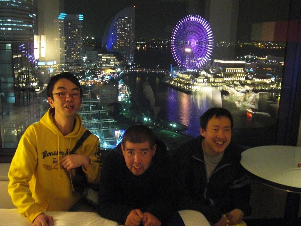 横浜港未来観光旅行