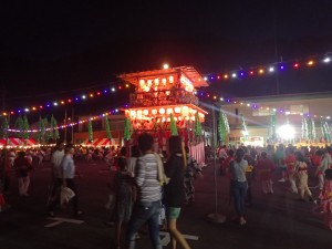 第二皇海荘 足尾納涼祭に行ってきました!
