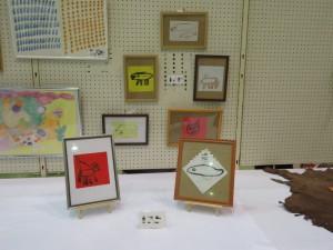 足尾町芸術祭作品展示部門参加