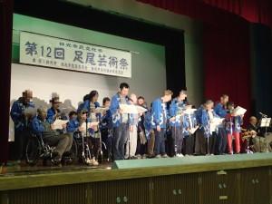 足尾町芸術祭ステージ部門参加