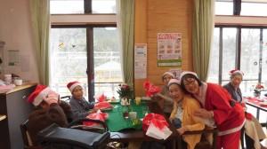 すかいの郷こもれびクリスマス会