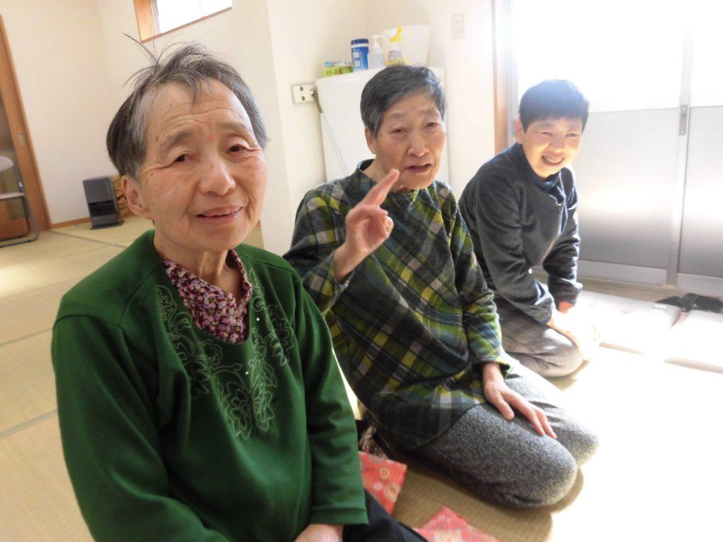 すかい寮 3月「わさび」「からし」の茶道教室